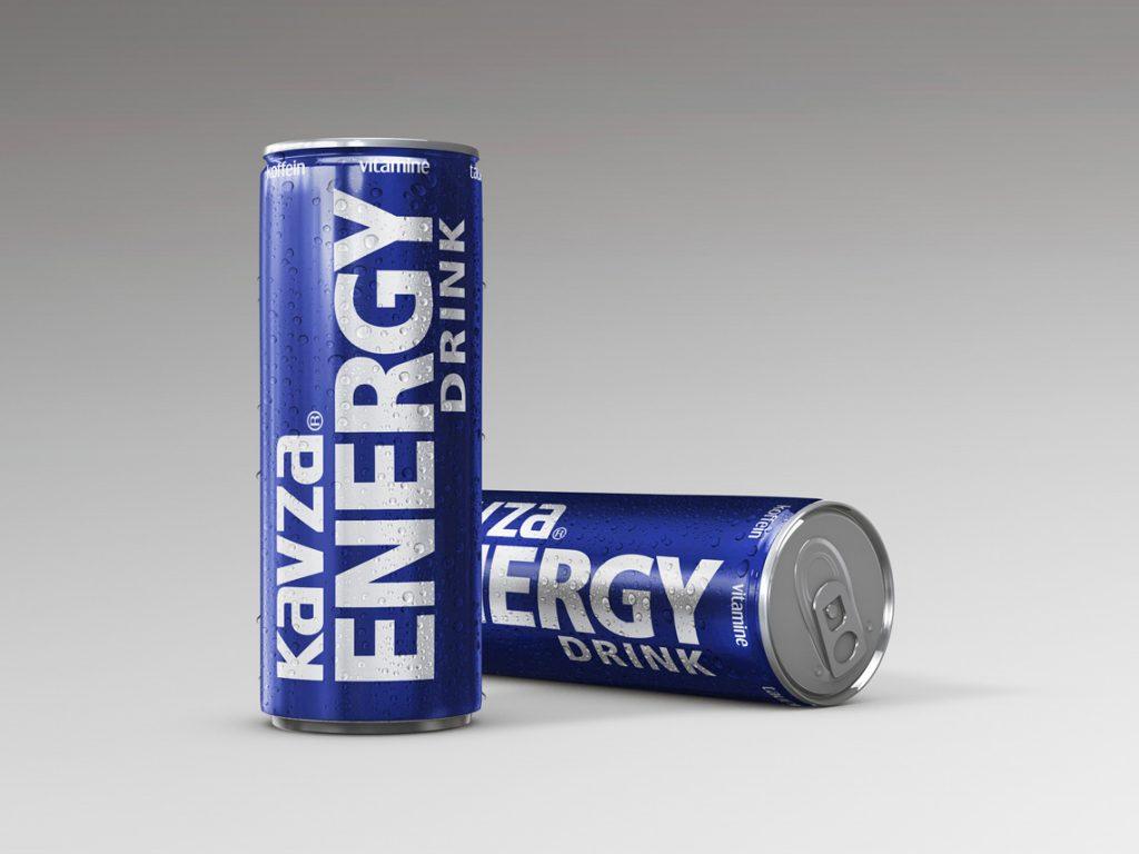 Kavza Energydrink Dose