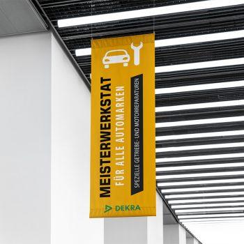 Autoforum Bielefeld Flagge
