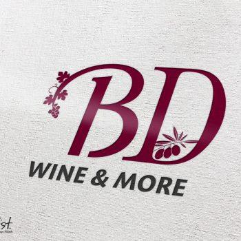 Grafist Logodesign BD Wine & More