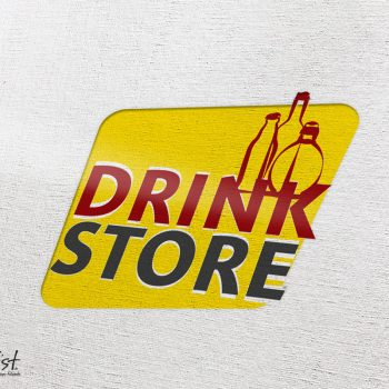 Grafist Logodesign Drink Store