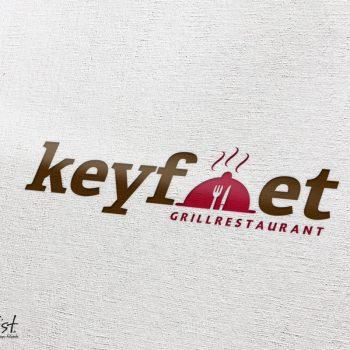Grafist Logodesign Keyfet Grillrestaurant