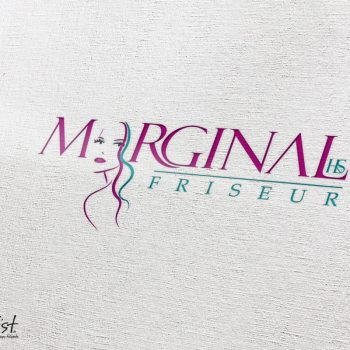 Grafist Logodesign Marginal Friseur