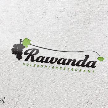Grafist Logodesign Rawanda Holzkohlerestaurant