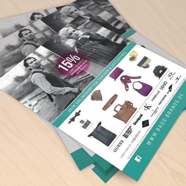 Bags & Brands Flyer