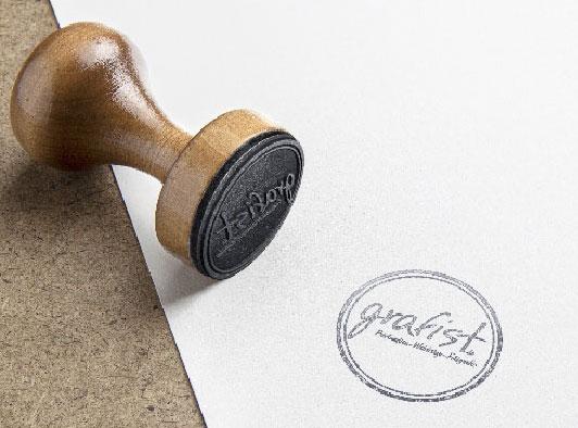 Grafist Werbeagentur Stempel