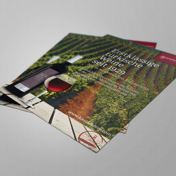 Flyer Laturka Wein
