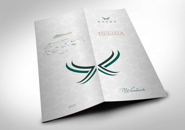 Grafist Kayra Restaurant Terrazza Karte