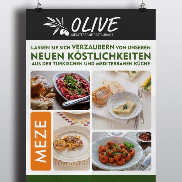 Poster Olive Solingen