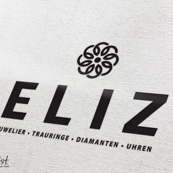 Grafist Logodesign Eliz Juwelier Trauringe Diamanten Uhren