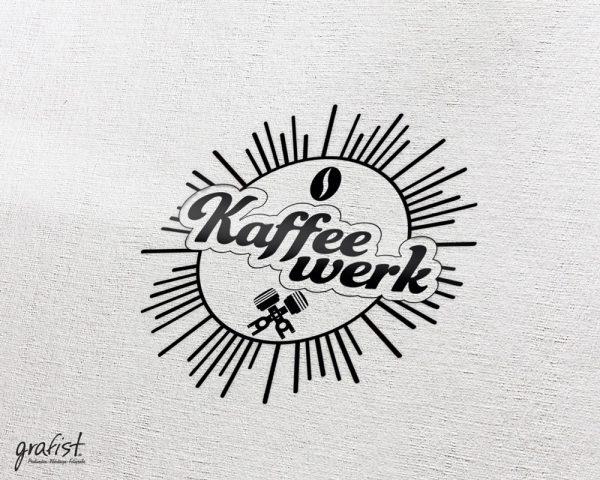 Grafist Logodesign Kaffeewerk