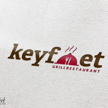 Grafist Logodesign Keyfet Grillrestaurant