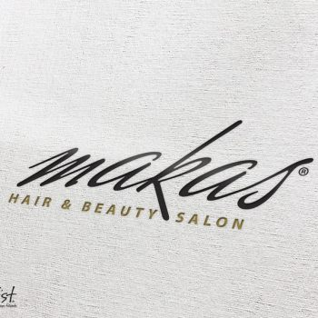 Grafist Logodesign makas Hair & Beauty Salon