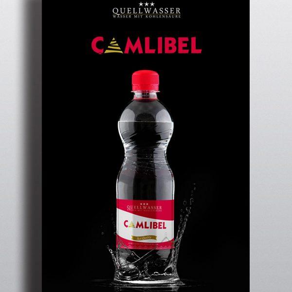 Camlibel Quellwasser Plakat